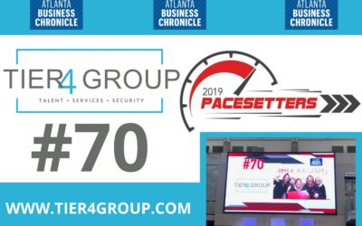 Tier4 Group Named 2019 Atlanta Pacesetter