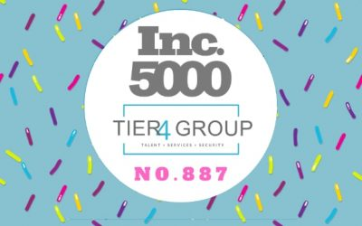 Tier4 Group Appears on Inc. 5000 at No. 887